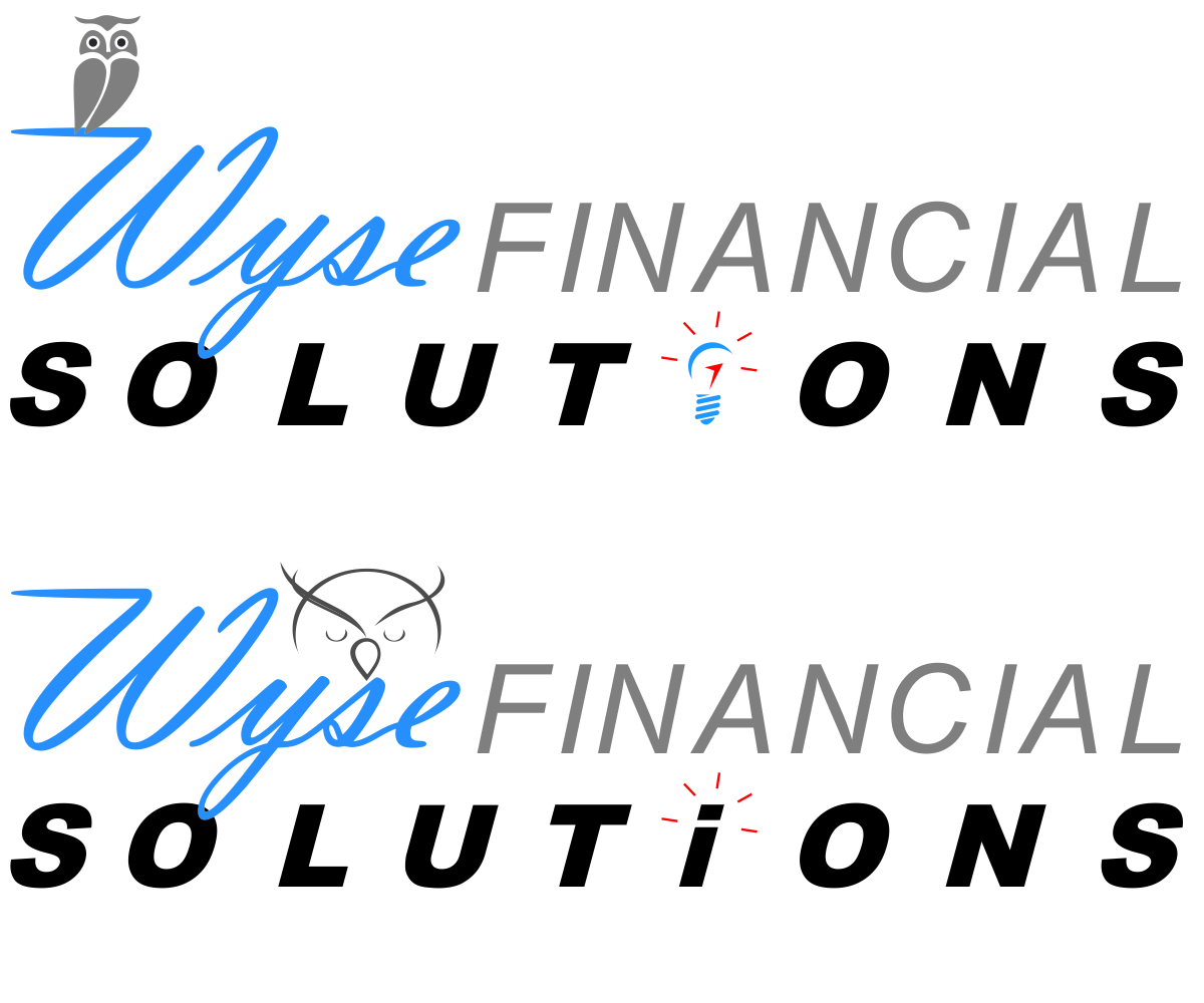 Logo Design by franz - Entry No. 86 in the Logo Design Contest Fun Logo Design for Wyse Financial Solutions.