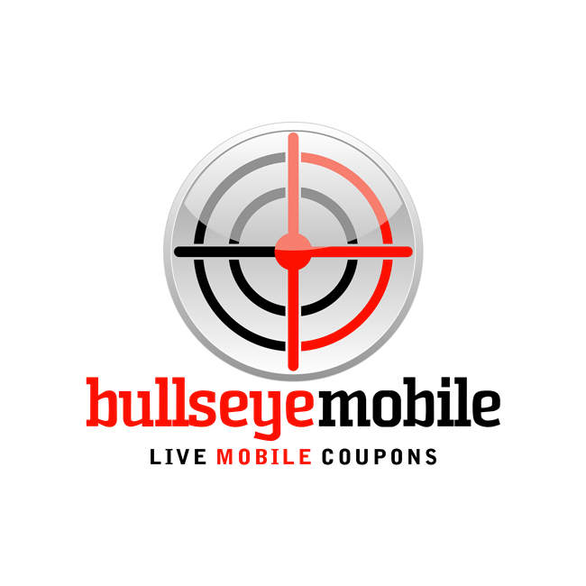 Logo Design by TriangleX - Entry No. 190 in the Logo Design Contest Bullseye Mobile.
