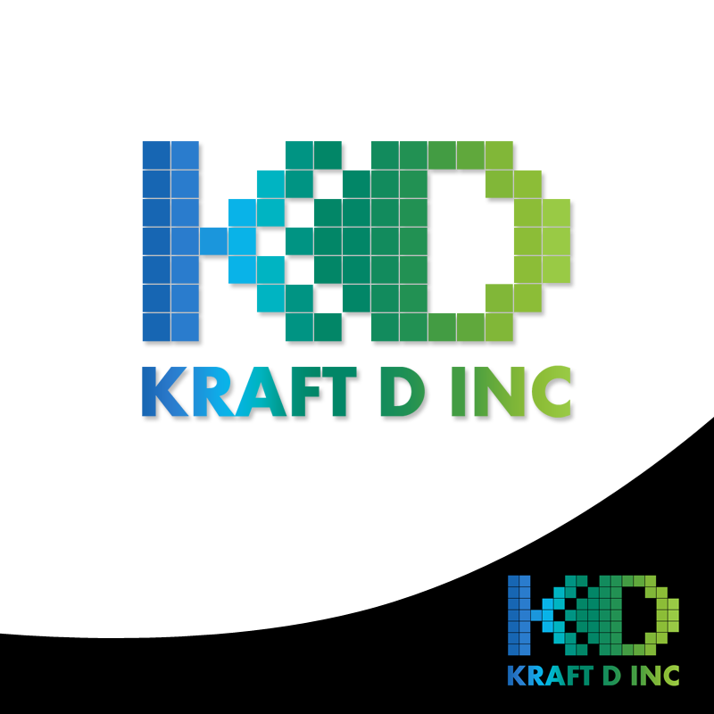 Logo Design by Private User - Entry No. 197 in the Logo Design Contest Unique Logo Design Wanted for Kraft D Inc.