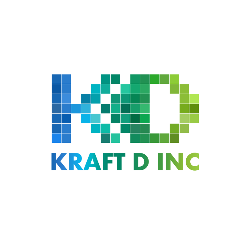 Logo Design by Robert Turla - Entry No. 199 in the Logo Design Contest Unique Logo Design Wanted for Kraft D Inc.