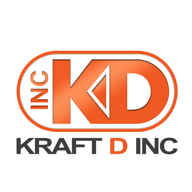 Logo Design by Robert Turla - Entry No. 200 in the Logo Design Contest Unique Logo Design Wanted for Kraft D Inc.