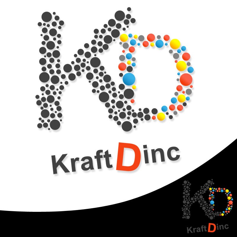 Logo Design by Private User - Entry No. 201 in the Logo Design Contest Unique Logo Design Wanted for Kraft D Inc.