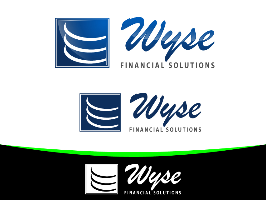 Logo Design by Richard Soriano - Entry No. 90 in the Logo Design Contest Fun Logo Design for Wyse Financial Solutions.
