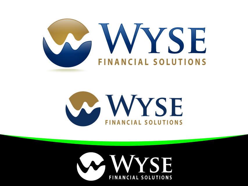 Logo Design by Richard Soriano - Entry No. 91 in the Logo Design Contest Fun Logo Design for Wyse Financial Solutions.