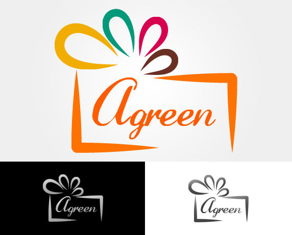 Logo Design by Private User - Entry No. 50 in the Logo Design Contest Inspiring Logo Design for Agreen.