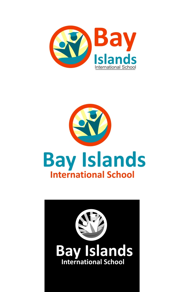 Logo Design by Private User - Entry No. 15 in the Logo Design Contest Creative Logo Design for Bay Islands International School.