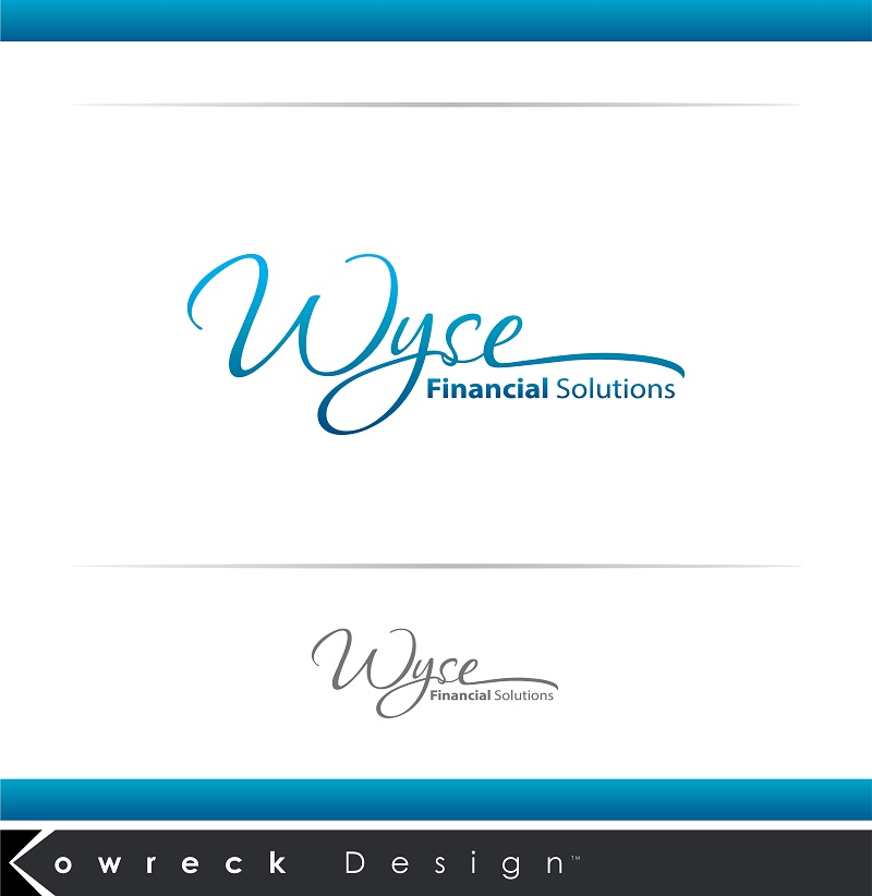 Logo Design by kowreck - Entry No. 92 in the Logo Design Contest Fun Logo Design for Wyse Financial Solutions.