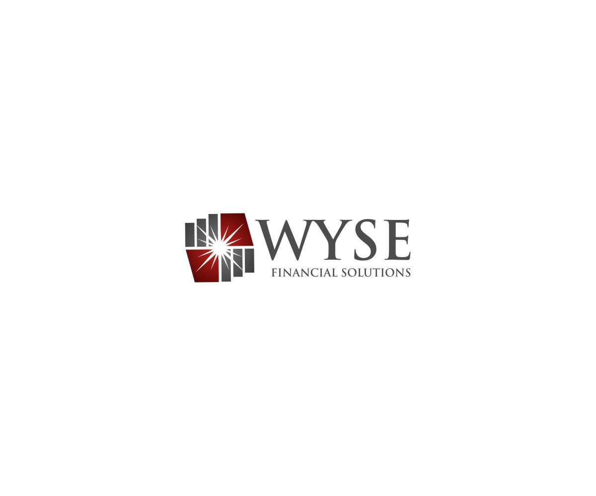 Logo Design by untung - Entry No. 94 in the Logo Design Contest Fun Logo Design for Wyse Financial Solutions.