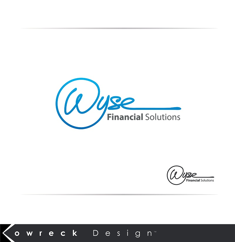 Logo Design by kowreck - Entry No. 96 in the Logo Design Contest Fun Logo Design for Wyse Financial Solutions.