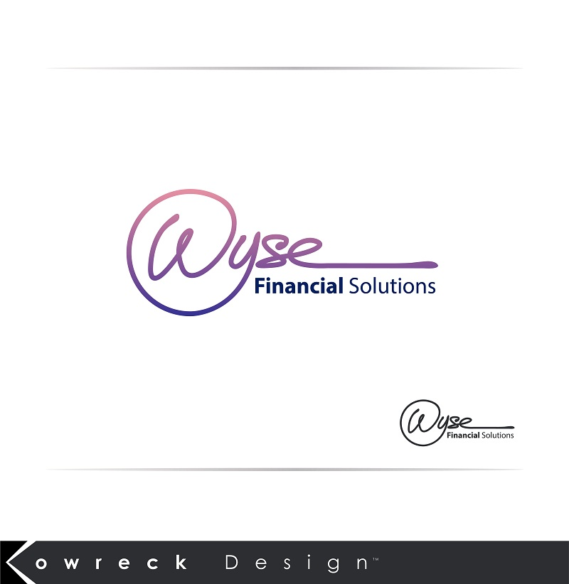 Logo Design by kowreck - Entry No. 98 in the Logo Design Contest Fun Logo Design for Wyse Financial Solutions.