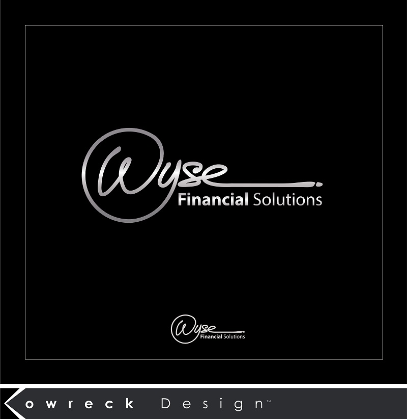 Logo Design by kowreck - Entry No. 99 in the Logo Design Contest Fun Logo Design for Wyse Financial Solutions.
