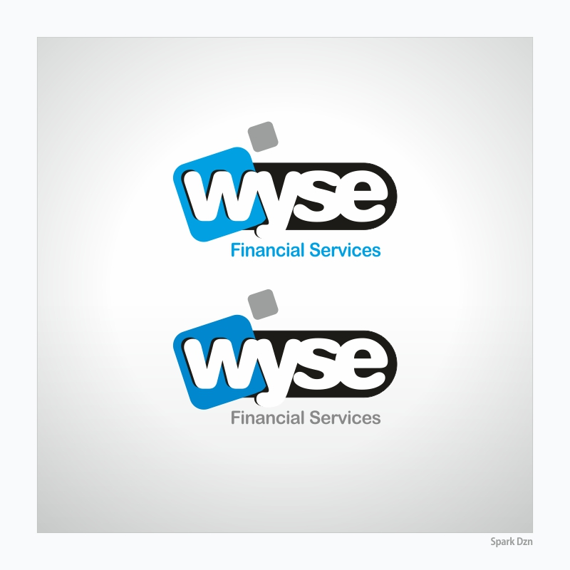 Logo Design by spark_dzn - Entry No. 104 in the Logo Design Contest Fun Logo Design for Wyse Financial Solutions.