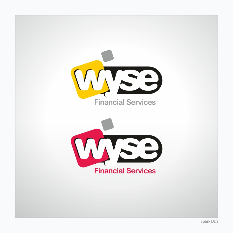 Logo Design by spark_dzn - Entry No. 105 in the Logo Design Contest Fun Logo Design for Wyse Financial Solutions.