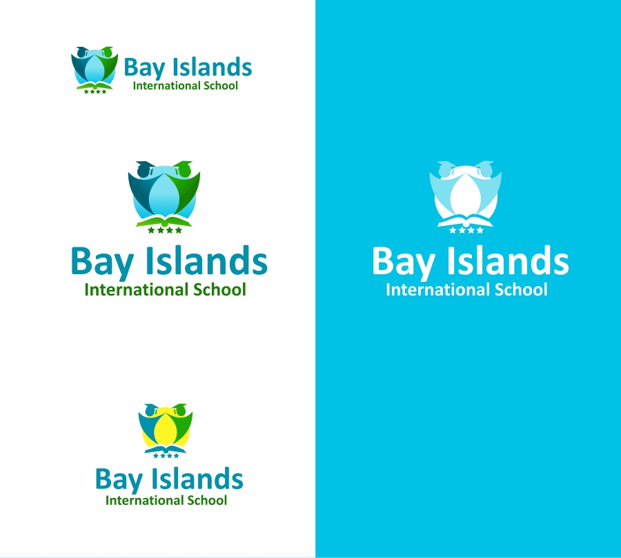 Logo Design by Private User - Entry No. 25 in the Logo Design Contest Creative Logo Design for Bay Islands International School.
