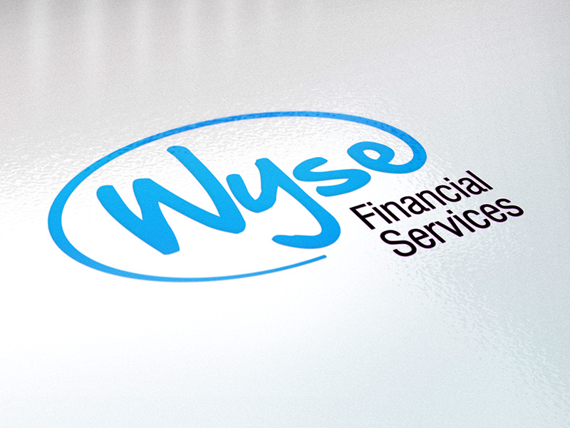 Logo Design by spark_dzn - Entry No. 110 in the Logo Design Contest Fun Logo Design for Wyse Financial Solutions.