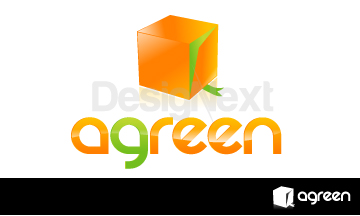 Logo Design by Mobin Asghar - Entry No. 57 in the Logo Design Contest Inspiring Logo Design for Agreen.