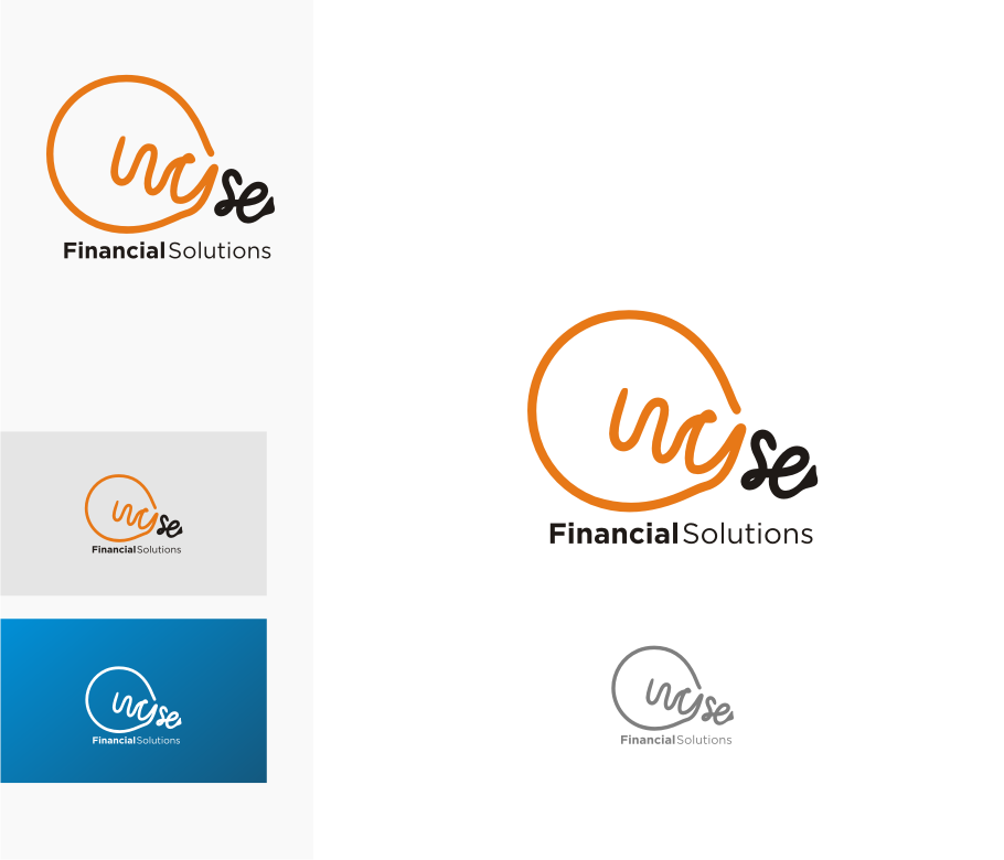 Logo Design by graphicleaf - Entry No. 111 in the Logo Design Contest Fun Logo Design for Wyse Financial Solutions.