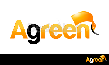 Logo Design by Mobin Asghar - Entry No. 58 in the Logo Design Contest Inspiring Logo Design for Agreen.