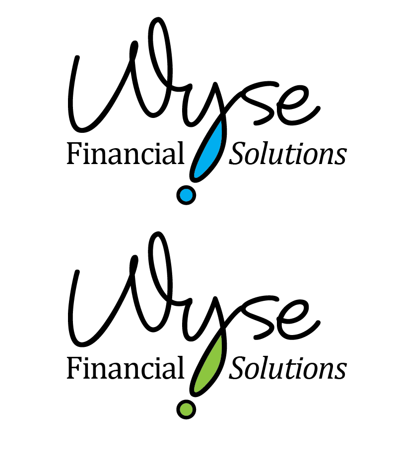 Logo Design by Christina Evans - Entry No. 112 in the Logo Design Contest Fun Logo Design for Wyse Financial Solutions.