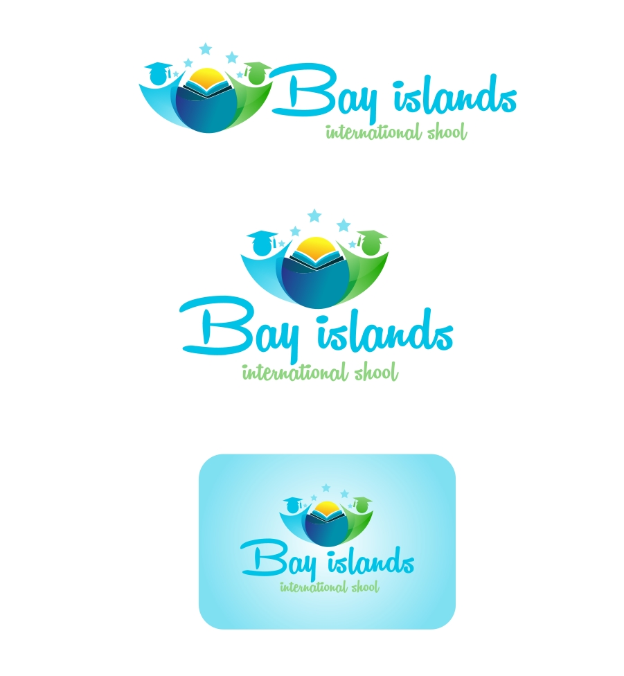 Logo Design by Private User - Entry No. 26 in the Logo Design Contest Creative Logo Design for Bay Islands International School.