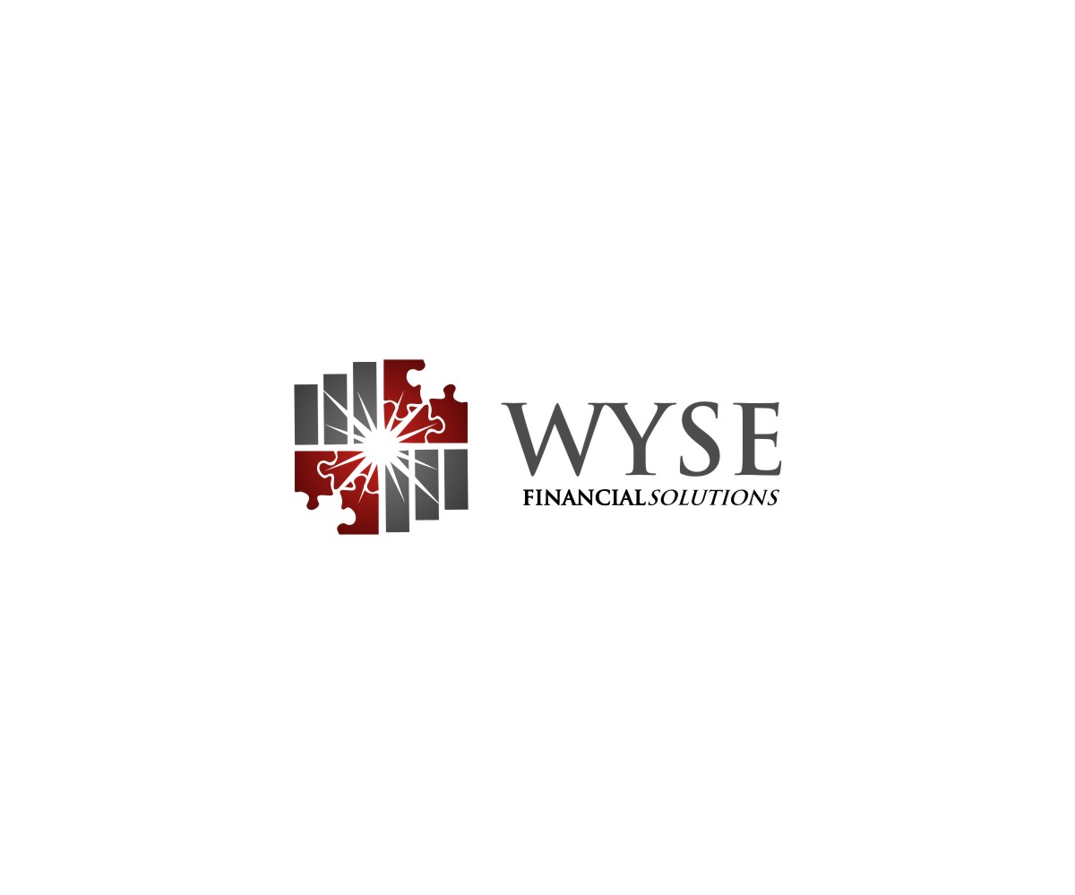 Logo Design by untung - Entry No. 115 in the Logo Design Contest Fun Logo Design for Wyse Financial Solutions.