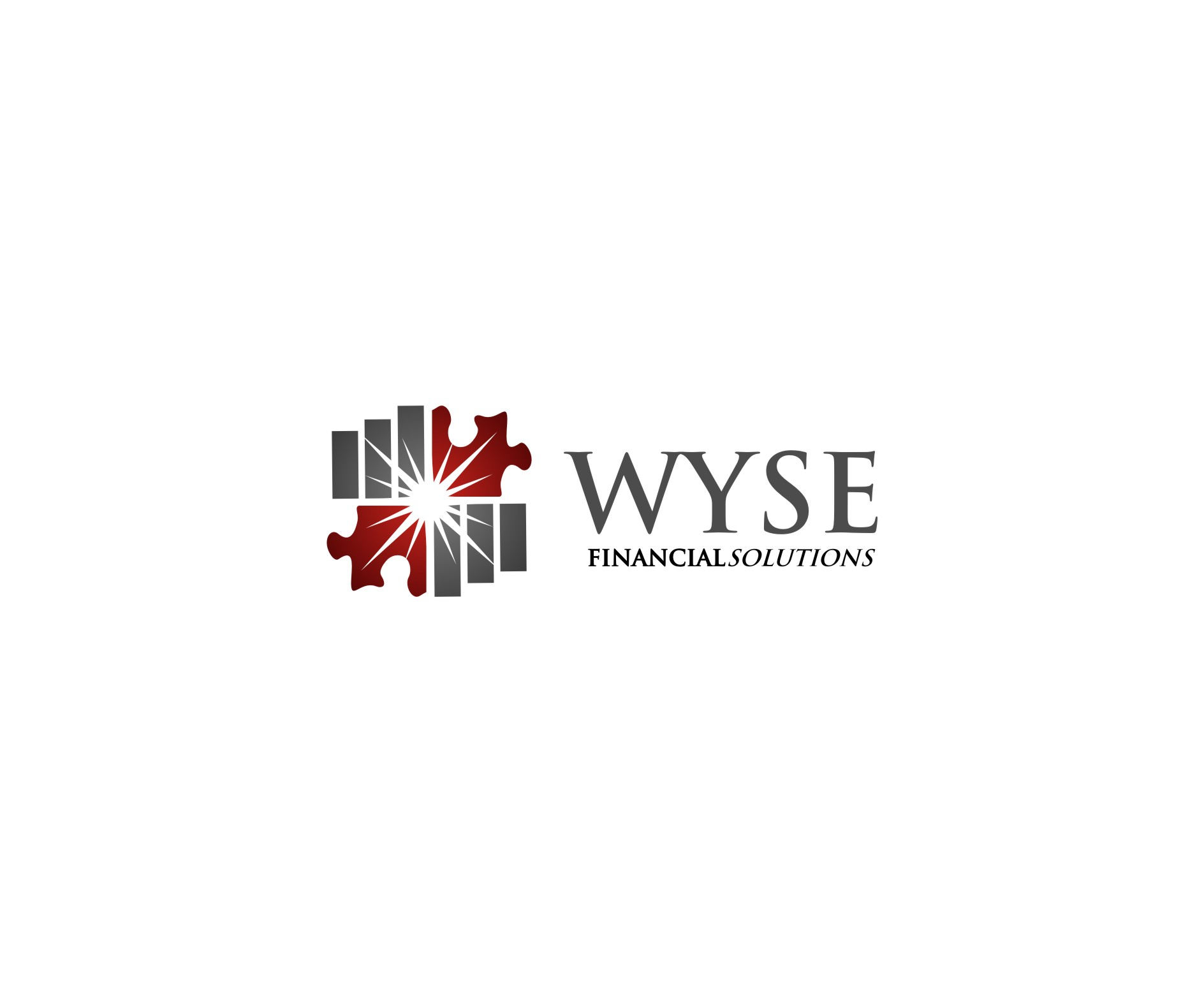 Logo Design by untung - Entry No. 116 in the Logo Design Contest Fun Logo Design for Wyse Financial Solutions.