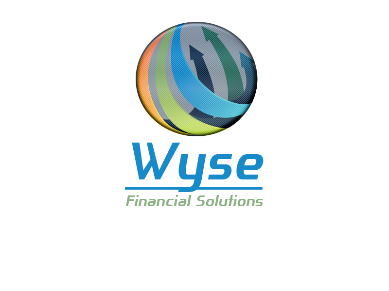 Logo Design by Romain Bonnet - Entry No. 117 in the Logo Design Contest Fun Logo Design for Wyse Financial Solutions.