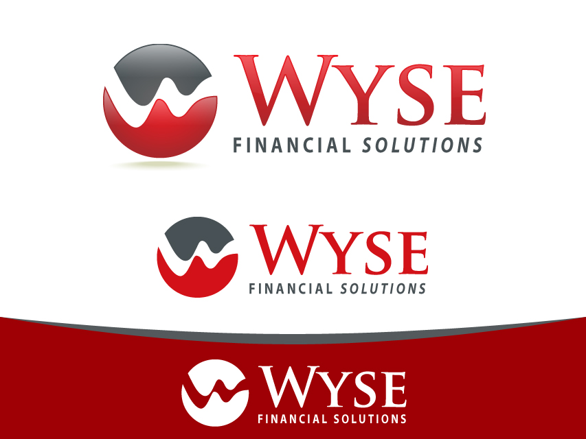 Logo Design by Richard Soriano - Entry No. 118 in the Logo Design Contest Fun Logo Design for Wyse Financial Solutions.