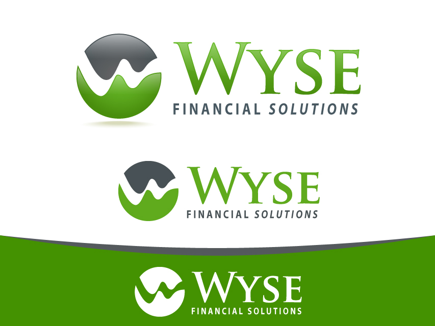 Logo Design by Richard Soriano - Entry No. 119 in the Logo Design Contest Fun Logo Design for Wyse Financial Solutions.