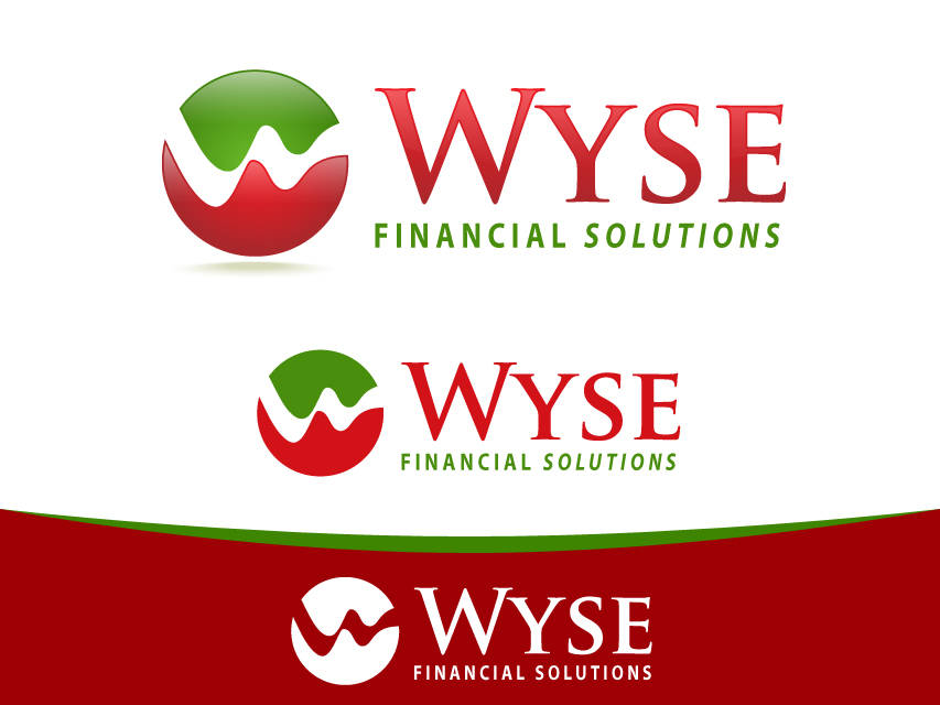 Logo Design by Richard Soriano - Entry No. 120 in the Logo Design Contest Fun Logo Design for Wyse Financial Solutions.