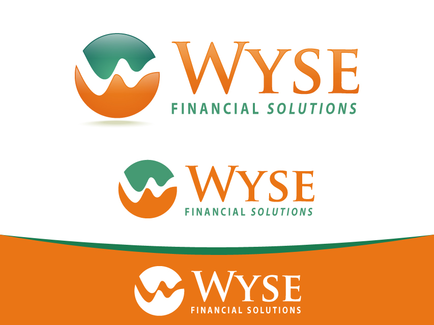 Logo Design by Richard Soriano - Entry No. 121 in the Logo Design Contest Fun Logo Design for Wyse Financial Solutions.