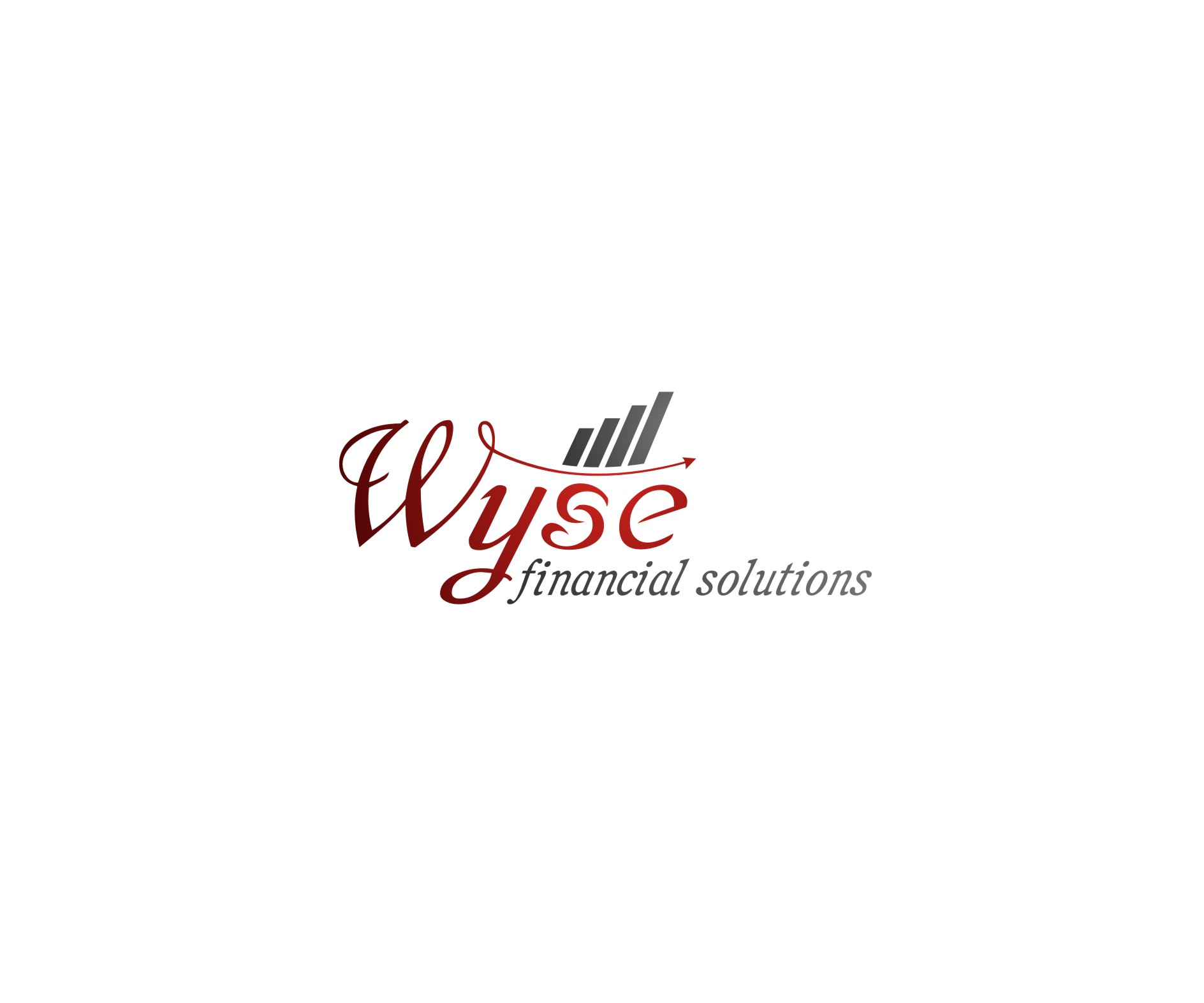 Logo Design by untung - Entry No. 122 in the Logo Design Contest Fun Logo Design for Wyse Financial Solutions.