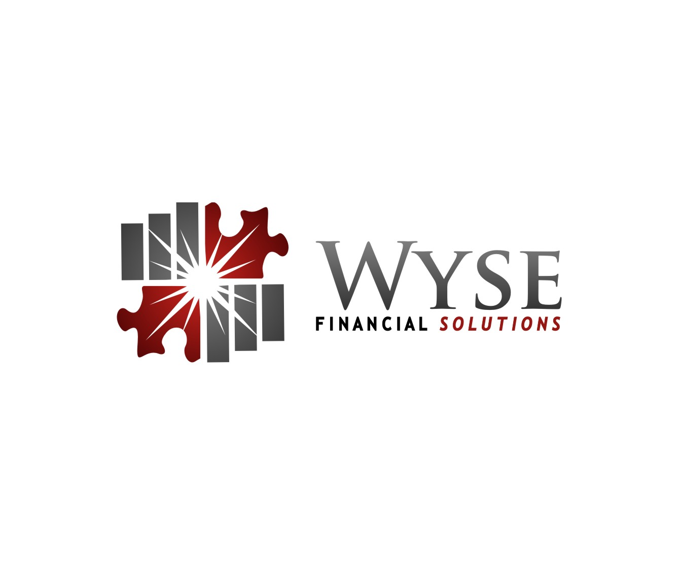 Logo Design by untung - Entry No. 124 in the Logo Design Contest Fun Logo Design for Wyse Financial Solutions.