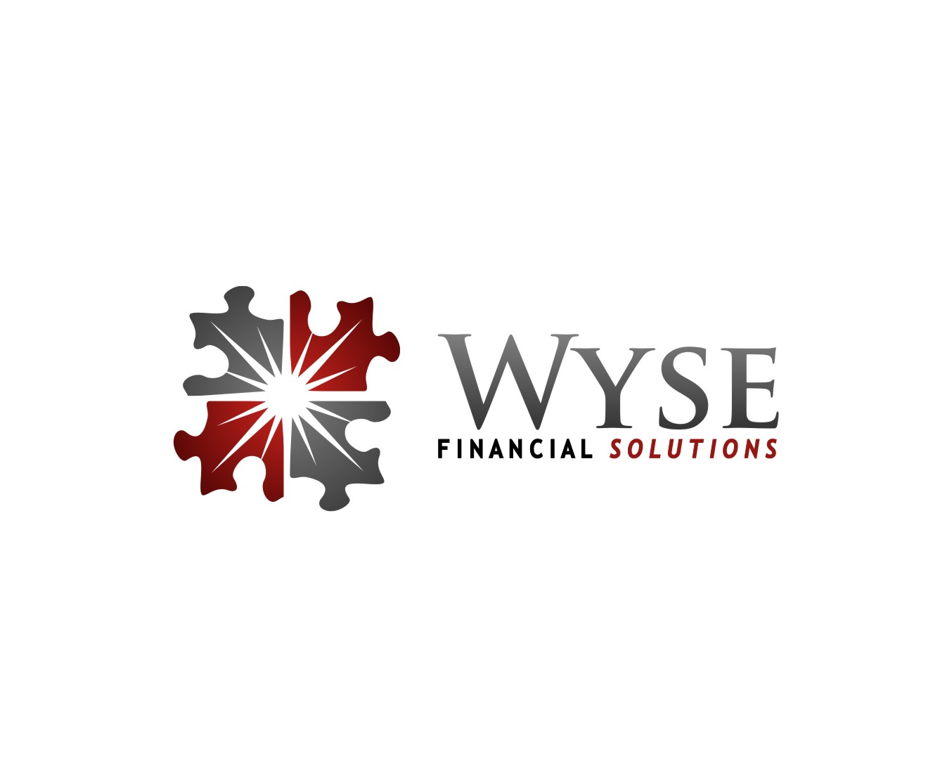 Logo Design by untung - Entry No. 125 in the Logo Design Contest Fun Logo Design for Wyse Financial Solutions.
