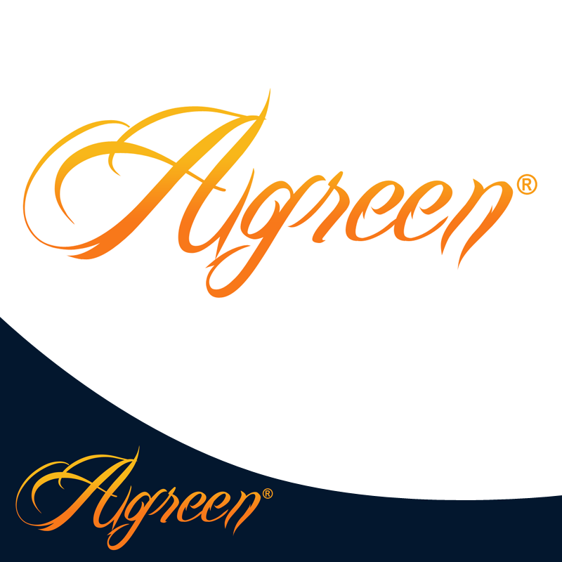 Logo Design by Robert Turla - Entry No. 60 in the Logo Design Contest Inspiring Logo Design for Agreen.