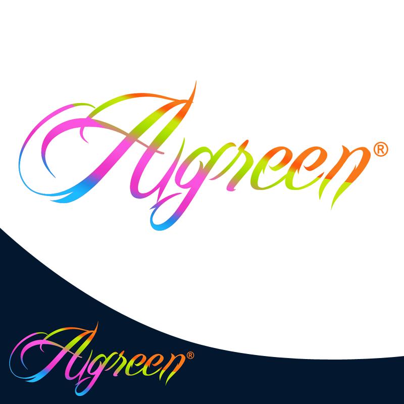 Logo Design by Private User - Entry No. 61 in the Logo Design Contest Inspiring Logo Design for Agreen.