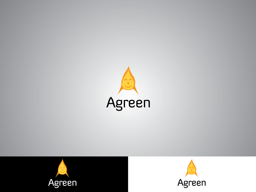 Logo Design by Private User - Entry No. 62 in the Logo Design Contest Inspiring Logo Design for Agreen.