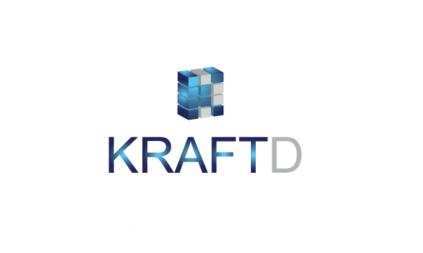 Logo Design by Private User - Entry No. 228 in the Logo Design Contest Unique Logo Design Wanted for Kraft D Inc.