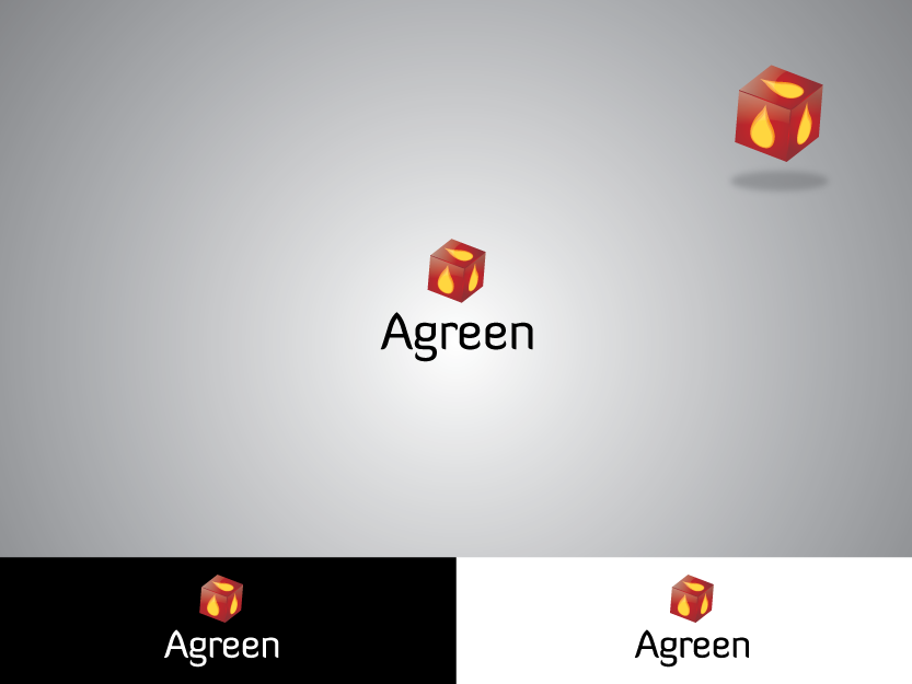 Logo Design by Private User - Entry No. 67 in the Logo Design Contest Inspiring Logo Design for Agreen.