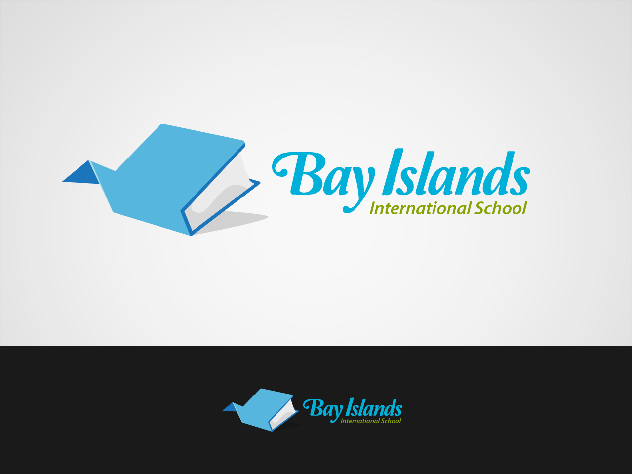 Logo Design by jpbituin - Entry No. 29 in the Logo Design Contest Creative Logo Design for Bay Islands International School.