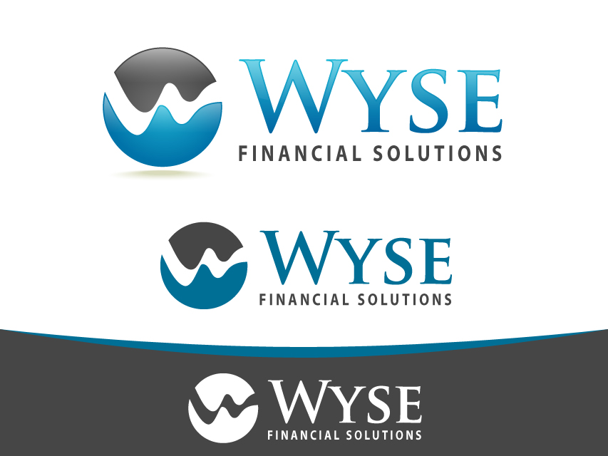 Logo Design by Richard Soriano - Entry No. 134 in the Logo Design Contest Fun Logo Design for Wyse Financial Solutions.
