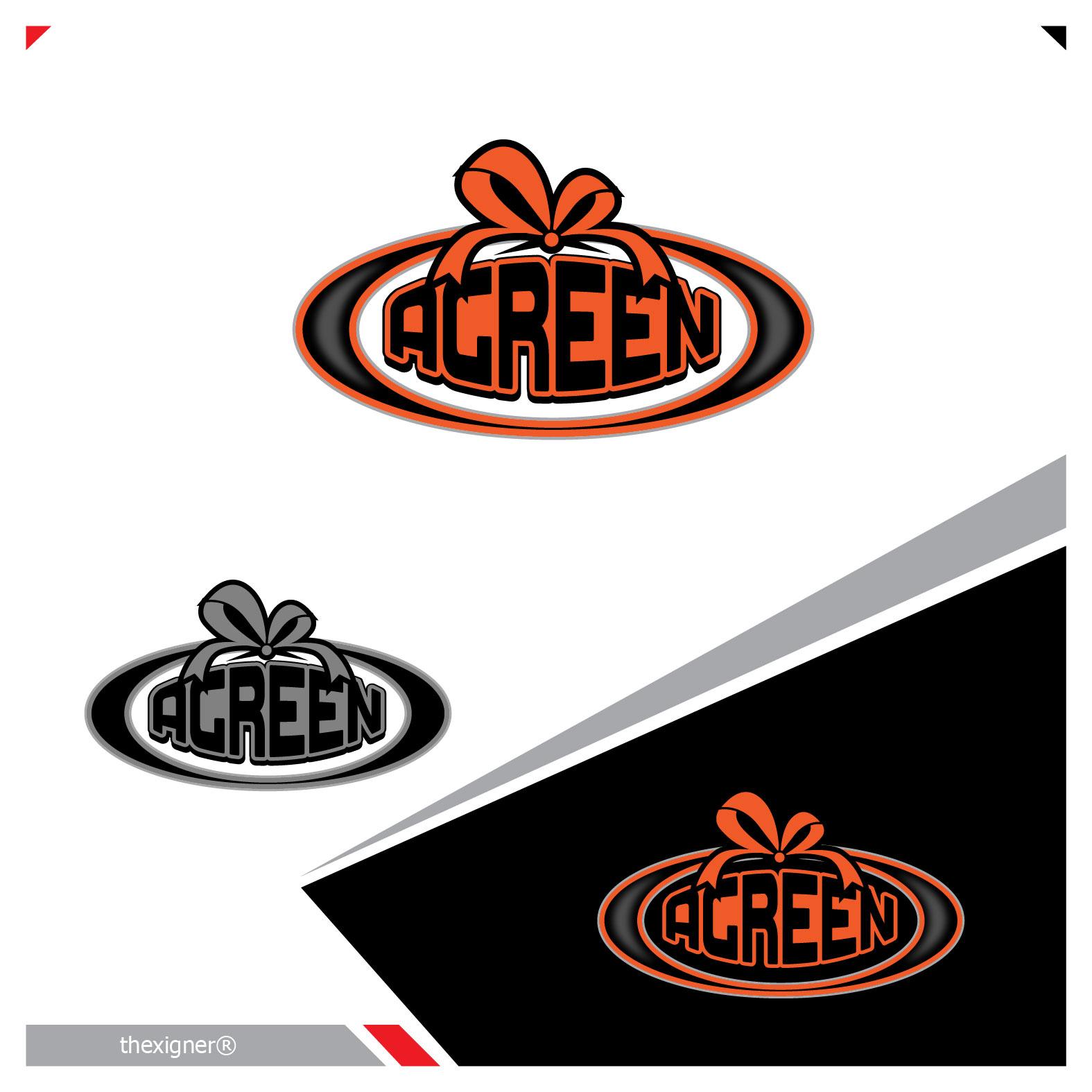Logo Design by lagalag - Entry No. 71 in the Logo Design Contest Inspiring Logo Design for Agreen.