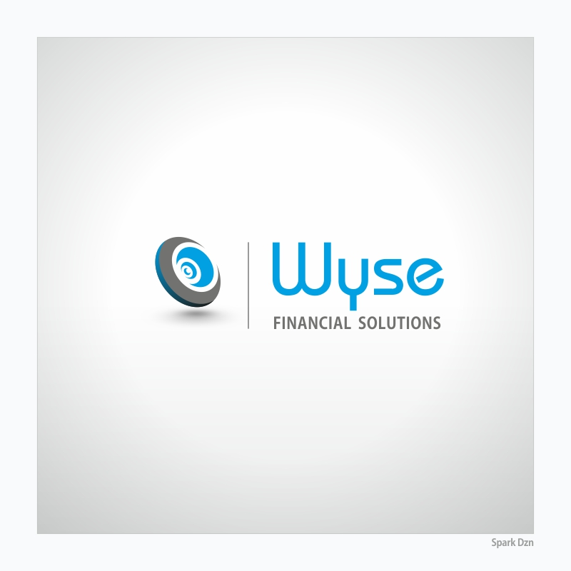 Logo Design by spark_dzn - Entry No. 138 in the Logo Design Contest Fun Logo Design for Wyse Financial Solutions.