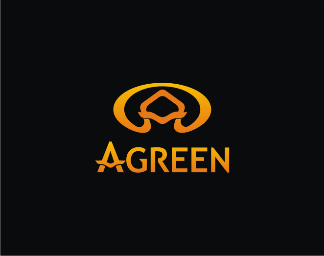 Logo Design by Armada Jamaluddin - Entry No. 73 in the Logo Design Contest Inspiring Logo Design for Agreen.