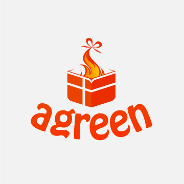 Logo Design by Top Elite - Entry No. 78 in the Logo Design Contest Inspiring Logo Design for Agreen.