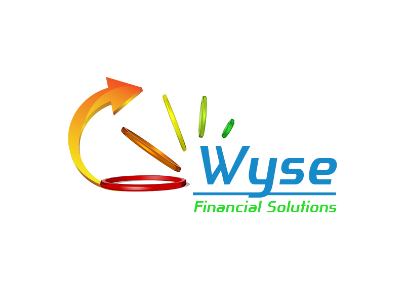 Logo Design by Romain Bonnet - Entry No. 142 in the Logo Design Contest Fun Logo Design for Wyse Financial Solutions.