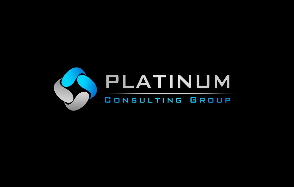 Logo Design by Respati Himawan - Entry No. 36 in the Logo Design Contest Captivating Logo Design for Platinum Consulting Group.
