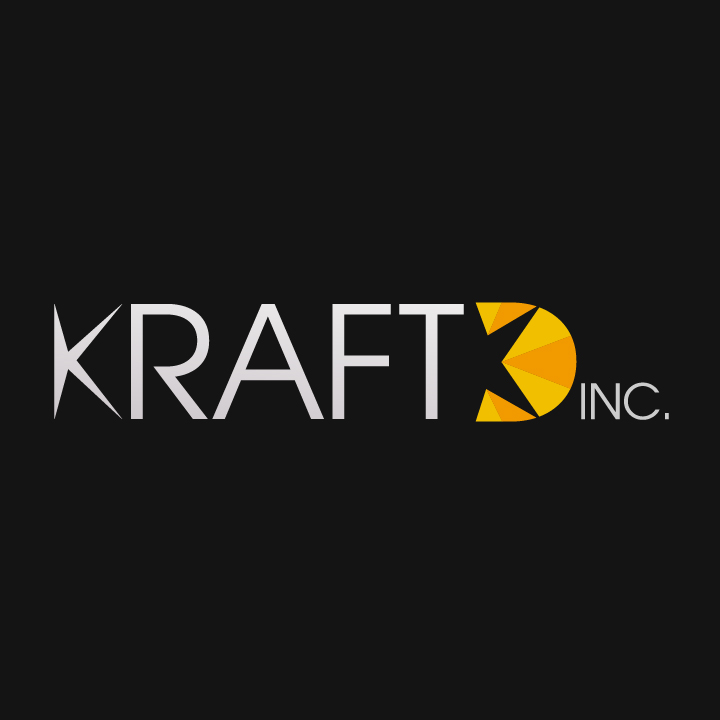 Logo Design by Top Elite - Entry No. 235 in the Logo Design Contest Unique Logo Design Wanted for Kraft D Inc.