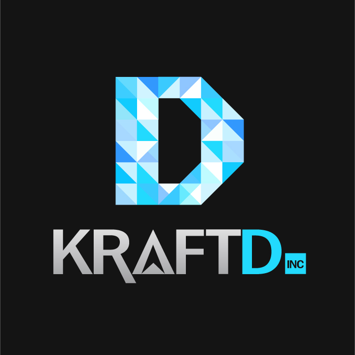 Logo Design by Top Elite - Entry No. 238 in the Logo Design Contest Unique Logo Design Wanted for Kraft D Inc.
