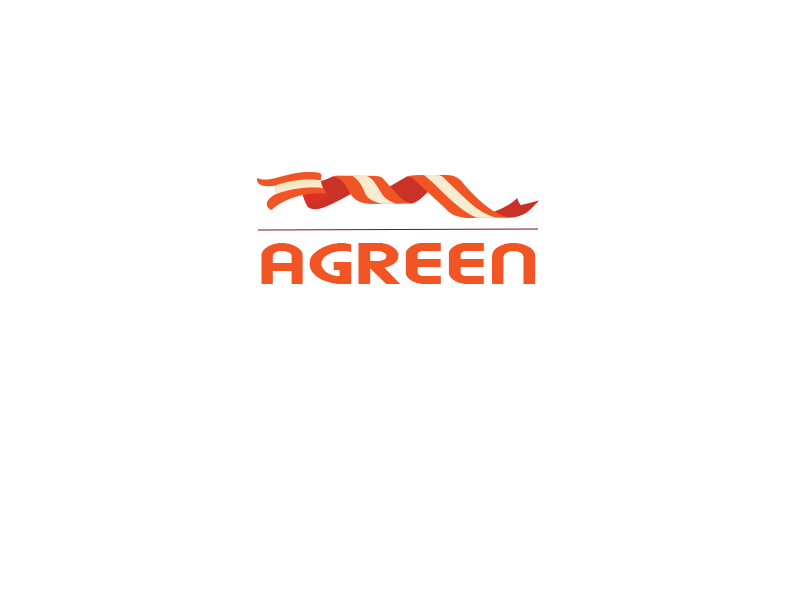 Logo Design by Romain Bonnet - Entry No. 82 in the Logo Design Contest Inspiring Logo Design for Agreen.